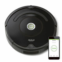 iRobot Roomba 675 Robot Vacuum With Wi-Fi Connectivity R675020