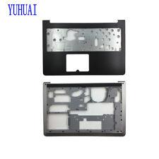 New for Dell Inspiron 15 5547 5548 5545 Upper Palmrest Case & Bottom Base Cover