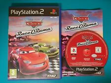 PS2 : Disney Pixar Cars Race O Rama