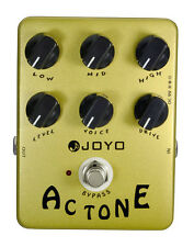 JOYO JF-13 AC Tone Guitar Effect Pedal