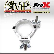 "ProX T-C9 Single ""O"" 360-degree Aluminum Clamp To Fit 2� diameter pipe 165Lb Max"