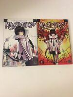 March Story vol. 1 Manhwa Manga Book in English