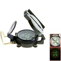 Portable Mini Lensatic Outdoor Camping Hiking Compass Hiking Camping Compass