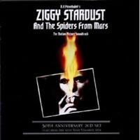 """DAVID BOWIE """"ZIGGY STARDUST AND THE SPIDERS"""" 2 CD NEW"""