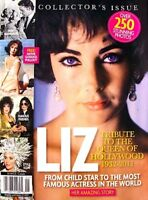 Elizabeth Taylor Magazine Collector's Tribute 2011 MT Over 250 Stunning Photos