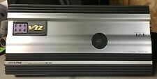 NEW Old School Alpine MRV-1507 2 channel amplifier,Amp,SQ,RARE,VINTAGE,V12