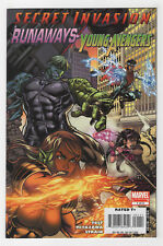 Secret Invasion: Runaways/Young Avengers #1-3 (Aug-Nov 2008) Complete Series Q