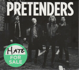 Pretenders – Hate For Sale - NEW CD (sealed)