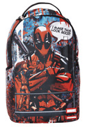SPRAYGROUND DEADPOOL PAINTING DEADPOOL SHARK BACKPACK - Marvel - Limited Edition