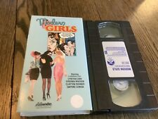 Modern Girls Vhs USED VERY RARE NICE SEXY WOMEN 1987 FREE US SHIP CYNTHIA GIBB
