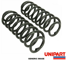 For Fiat - Grande Punto 1.2 2005-Onwards 2x Front Coil Springs Unipart