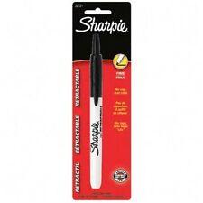 Sharpie Retractable Permanent Marker Black