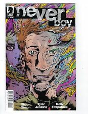 Never Boy # 1 Dark Horse NM 1st Print