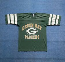 80s vintage Green Bay Packers logo 7 jersey NFL shirt single stitch made in USA