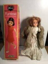 Pedigree Sindy Doll 44682 Funtime Sindy 1978 Within Its Original Box