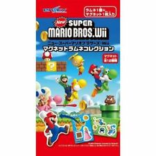 New Super Mario Brothers WII Magnets Candy Collection (1 Random Piece)