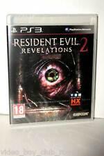 Capcom Ps3 - Resident Evil Revelations 2