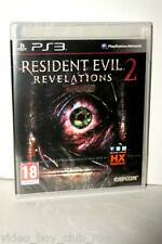RESIDENT EVIL 2 REVELETIONS BOX SET GIOCO NUOVO SONY PS3 EDIZIONE ITALIANA 36394