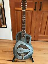 Donmo Resonator Guitar with Case
