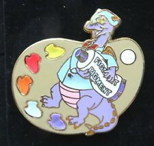 "Walt Disney World pin: ""Figment Pigment"" color palette"