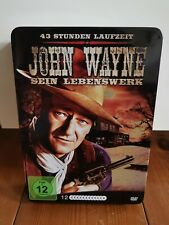 DVD-BOX - John Wayne - Sein Lebenswerk - 12 DVDs
