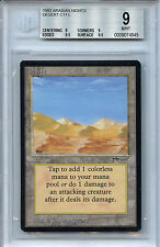 Magic the Gathering WOTC MTG Arabian Nights Desert BGS 9.0 (9) MINT Card 4945