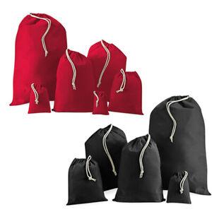 Stoffbeutel Baumwolle Cotton Bag Turnbeutel Schmuckbeutel Wäschesack Westford