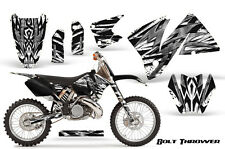 KTM 2001-2002 EXC 200/250/300/350/400/520 and MXC 200/300 GRAPHICS KIT BTW