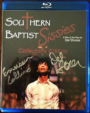 SOUTHERN BAPTIST SISSIES COLLECTOR'S EDITION BLU RAY Signed by Del and Emerson!