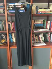 dunkelblau, ärmelloses Kleid von DKNY, Größe S