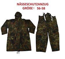 Original BW Nässeschutzanzug, Goretexanzug,  Regenhose extra groß, extra lang