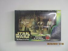 Kenner Purchase of the Droids Uncle Owen Lars - C-3PO - Luke Skywalker Action Fi