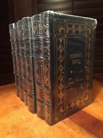 Easton Press ASTRONAUT LIBRARY 6 VOLUMES every vol signed SEALED