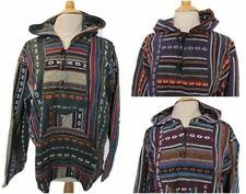 Cotton Hooded Striped Regular Hoodies & Sweats for Men