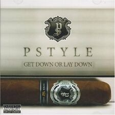 PSTYLE - Get Down or Lay Down - 20 TRACK MUSIC CD - NEW - H304