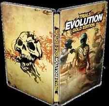 Trials Evolution Gold Edition-Steelbook metal Book juego PC embalaje