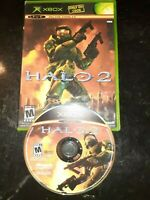 Halo 2 (Xbox, 2004) *BUY 2 GET 1 FREE +FREE SHIPPING*