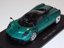 1/43 Spark Pagani Huayra from 2013 in Green  S3563