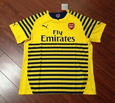 Arsenal Puma Football Soccer Jersey Men's XL New With Tags