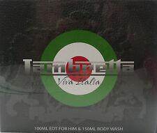 LAMBRETTA VIVA ITALIA Set 100ml EAU DE TOILETTE + 150ml BODYWASH NUOVO & OVP