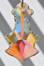 """63mm Asfour Fancy Crystal AB Prism SunCatcher 2.5"""" Pendant"""
