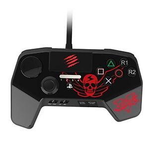Mad Catz [PS4/PS3] Street Fighter V FightPad PRO Black FreeTracking Japan import