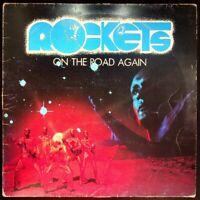 Rockets - On The Road Again - Hansa International - 28 888 OT - Vinile V033040