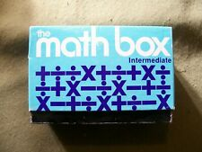 Educational Insights No. 9148 The Math Box Intermediate Grades 3-5 (1980)