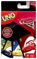 Mattel FDJ15 UNO Cars 3 Game