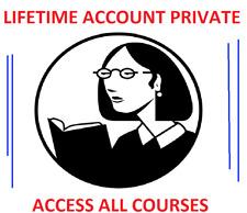 Lynda. com personal privada Nueva cuenta Premium, el pleno acceso a todos los cursos
