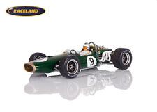 Brabham BT20 Repco F1 Sieger GP Monaco 1967 Weltmeister Denny Hulme, Spark 1:18