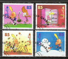 Switzerland - 2004 Comic Titeuf -  Mi. 1869-72 VFU