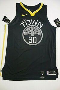 Nike Vaporknit NBA Steph Curry The Town GS Warriors Jersey AV2645-060 XL 52