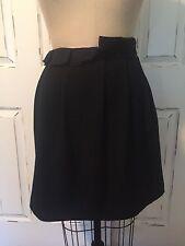 3.1 Phillip Lim Gorgeous Black Skirt Sz 4